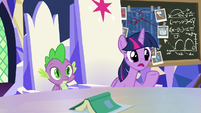"""Twilight """"I didn't know you had an alter ego"""" S9E4"""