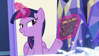 """Twilight Sparkle """"Star Swirl took a lot of notes"""" S7E25"""