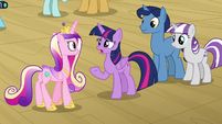 Twilight Sparkle -how'd he know that-- S7E22