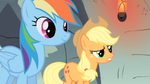 Applejack with what S1E19