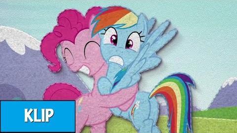 """Magia Przyjaźni - My Little Pony """"Miluśiński Album Flurry Heart, Część 10"""""""