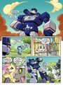 My Little Pony Transformers issue 3 page 2