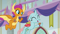 """Ocellus """"to the Helm of Yickslur!"""" S8E15"""