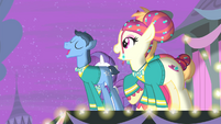 Ponytones 'On every corner there's a rhythm playing' S4E14