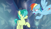 """Rainbow """"you don't care about anypony"""" S8E22"""