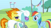 Rainbow agrees S4E10