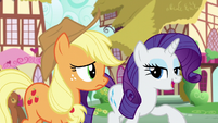 Rarity --try to relax-- S6E10