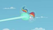S05E25 Magia Starlight zatrzymuje Rainbow Dash