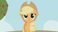 Sad Applejack S1E4
