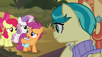 "Scootaloo ""I love being with my friends"" S9E12"