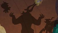 Shadows of the all-powerful Legion S9E24