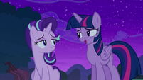 "Twilight ""your own decisions and your own friends"" S6E6"