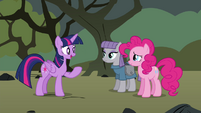 Twilight -sorry we couldn't see it sooner- S4E18