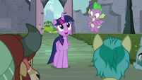 """Twilight Sparkle """"may still be with us"""" S9E3"""