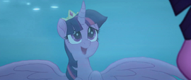 """Twilight singing """"more than just a crown"""" MLPTM"""
