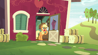 """Applejack """"we have actual work to do"""" S9E10"""