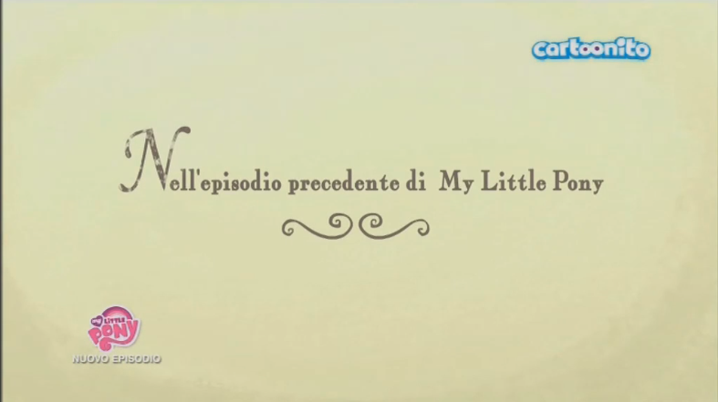 Italian 'Previously on My Little Pony' - Season 5.png