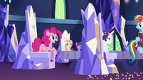 """Pinkie Pie """"well, I am surprised!"""" S7E14"""