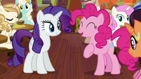 Pinkie Pie --nothing can stop the dynamic duo-- S6E12
