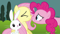 Pinkie Pie clone 'Two fun things at once' S3E3