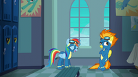 """Rainbow Dash """"did you want some ideas"""" S6E7"""