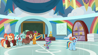 Rainbow Dash doesn't have a clue S9E15