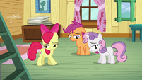 """Apple Bloom """"I know it's silly"""" S5E4"""