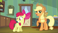 """Applejack """"I expect you want to run off"""" S5E4"""