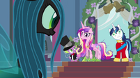 Cadance 'get away with this' S2E26