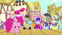 """Cranky """"I can't stand eating cold things"""" MLPS5"""