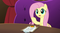 """Fluttershy """"you could work out your differences"""" S6E20"""