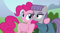 """Pinkie Pie """"you're not doing anything"""" S8E3"""