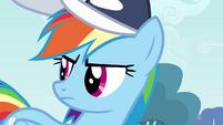 Rainbow Dash knows S2E22