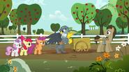 S06E19 Znaczkowa Liga odnajduje Gabby pomagającą na farmie
