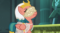Somnambula looking courageous S7E18