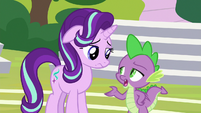 """Spike """"Discord is just bein' Discord"""" S8E15"""