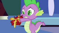 Spike -It was a gift for Moondancer- S1E01