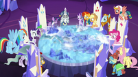 Star Swirl returns the Cutie Map to normal S7E26