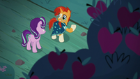 "Sunburst ""I don't remember that"" S7E24"