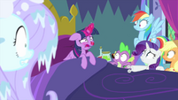 Twilight feels another sneeze coming on MLPS2