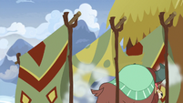 Yona stampedes under rugs again S9E3