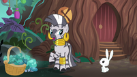 """Zecora """"all would return to good"""" S9E18"""