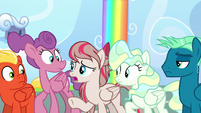 """Angel Wings """"the pony whose wings fell off"""" S6E24"""