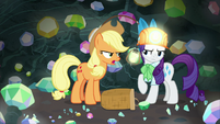 """Applejack """"and how's that?"""" S9E19"""