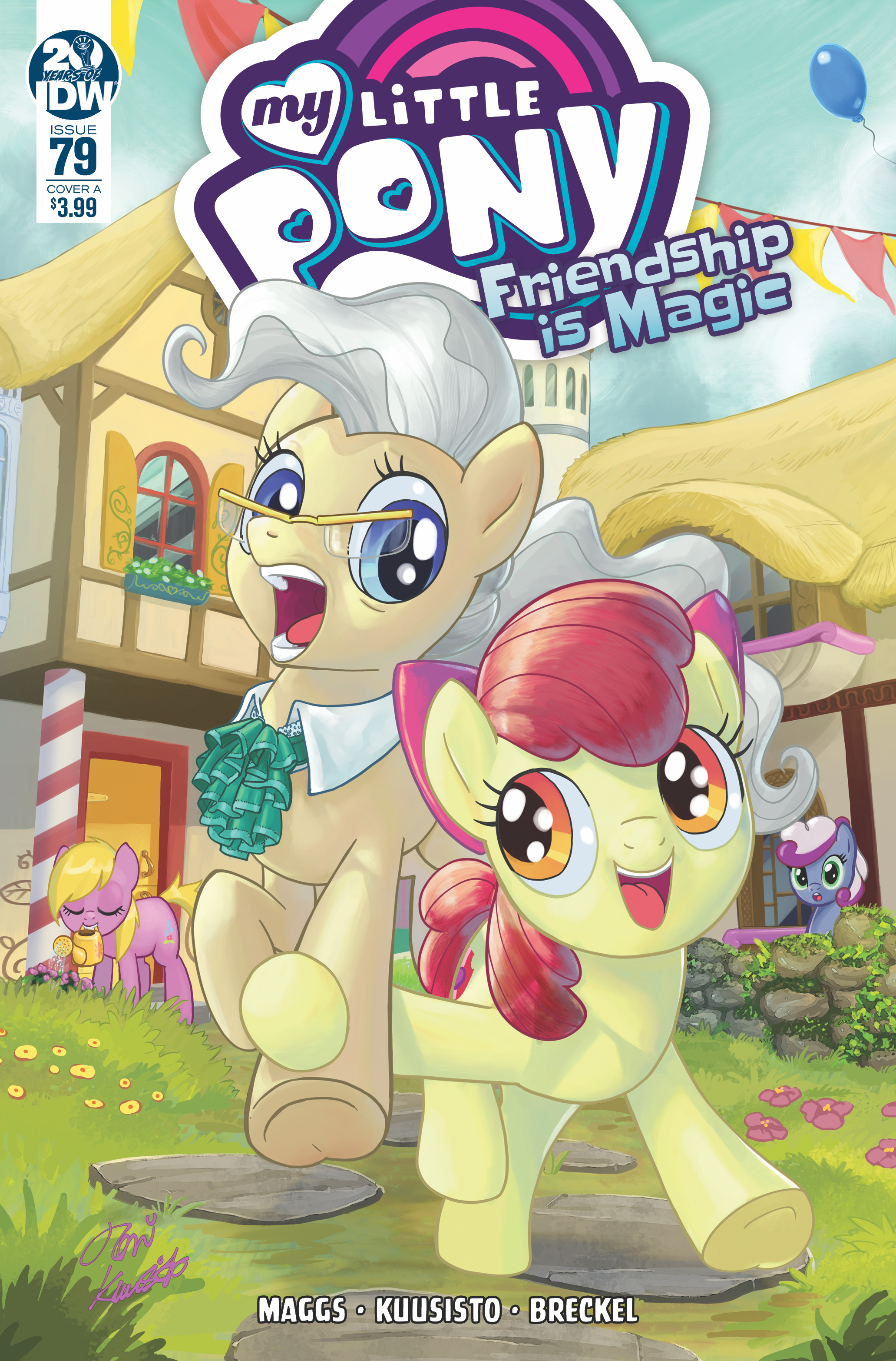 Friendship is Magic Issue 79