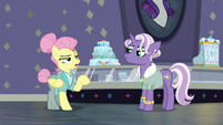 """Fluttershy """"bold and shiny won't work"""" S8E4"""