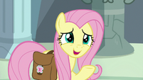 """Fluttershy """"written from his point of view"""" S9E21"""