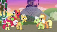 """Grand Pear """"I should've been here"""" S7E13"""