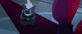 Grubber nervous to tell Tempest the truth MLPTM