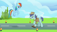 """Janitor Pony """"well, they waited"""" S9E26"""